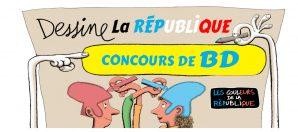 Dessine la République : concours de BD
